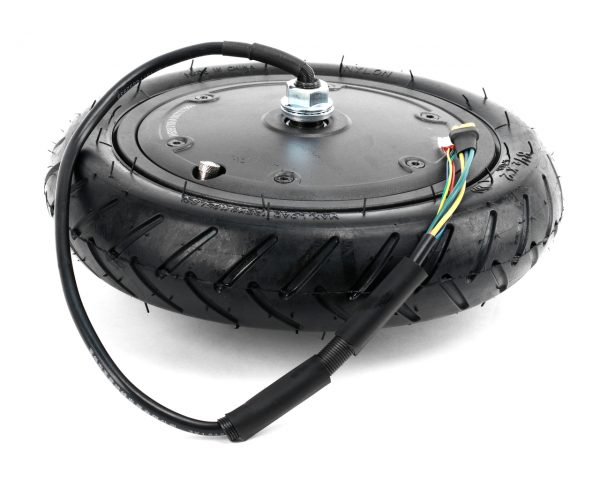 ES-60 Electric Scooter Part   Front Motor With Tyre
